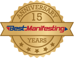 Best Manifesting 15 Year Anniversary